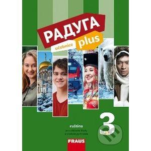 Raduga plus 3 učebnice - Fraus