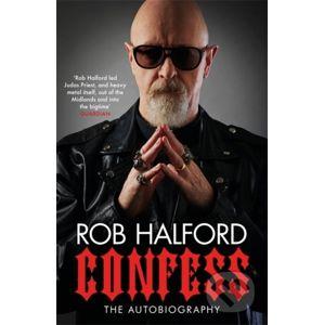 Confess - Rob Halford