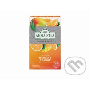 Mango & Orange ovocný čaj - AHMAD TEA