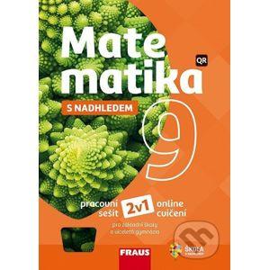 Matematika 9 s nadhledem pro ZŠ a víceletá gymnázia - Miroslava Huclová, Pavel Tlustý