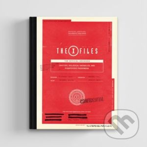 The X-Files: The Official Archives - Paul Terry
