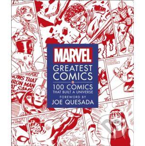 Marvel Greatest Comics - Melanie Scott, Stephen Wiacek