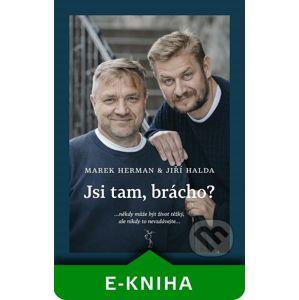 Jsi tam, brácho? - Marek Herman, Jiří Halda
