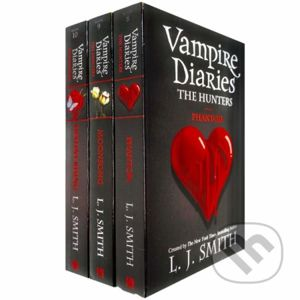 The Vampire Diaries: The Hunters - L J smith