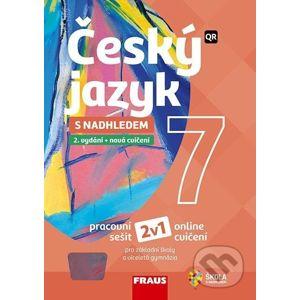 Český jazyk 7 s nadhledem pro ZŠ a víceletá gymnázia - Renata Teršová, Zdena Krausová