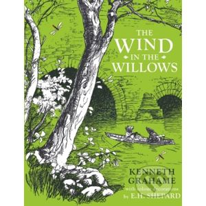 The Wind in the Willows - Kenneth Grahame, Ernest H. Shepard (ilustrátor)
