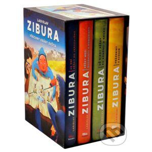 Všechny krásy světa (čtyřbox) - Ladislav Zibura