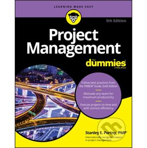 Project Management For Dummies - Stanley E. Portny