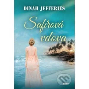 Safírová vdova - Dinah Jefferies