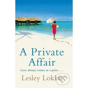 A Private Affair - Lesley Lokko