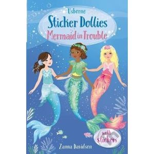 Mermaid in Trouble - Zanna Davidson, Heather Burns (ilustrator)