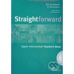 Straightforward - Upper Intermediate - Teacher's Book - Jim Scrivener, Celia Bingham