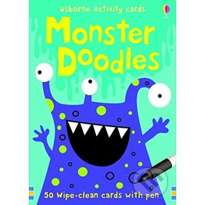 Monster Doodles - Fiona Watt