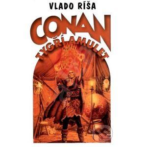 Conan a tygří amulet - Richard D. Evans