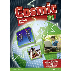 Cosmic B1 Students´ Book w/ Active Book Pack - Megan Roderick