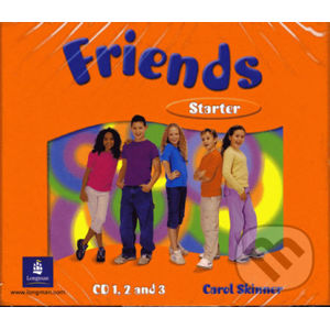 Friends Starter Class CD3 - Liz Kilbey