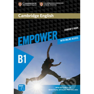 Cambridge English Empower Pre-intermediate Student's Book Pack with Online Access, Academic Skills and Reading Plus - Adrian Doff