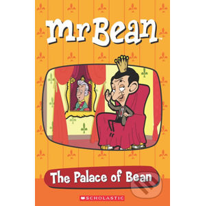 Level 3: Mr Bean: The Palace of Bean (Popcorn ELT Primary Reader)s - Fiona Beddall