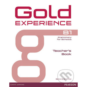 Gold Experience B1 Teacher´s Book - Genevieve White