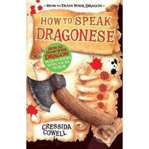 How To Speak Dragonese - Cressida Cowell