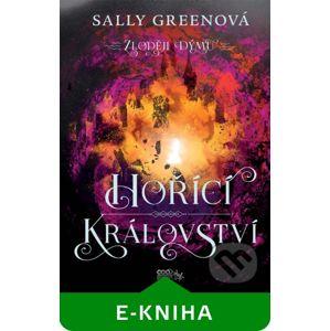 Hořící království - Sally Green