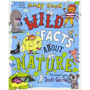 RSPB Wild Facts About Nature - Andy Seed