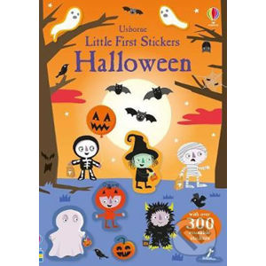 Little First Stickers Halloween - Kirsteen Robson