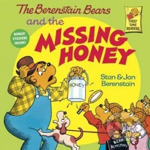 The Berenstain Bears and the Missing Honey - Stan Berenstain, Jan Berenstain