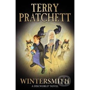 Wintersmith - Terry Pratchett, Paul Kidby (ilustrátor)