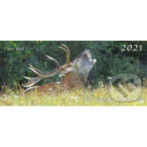 Poľovnícky kalendár 2021 - Tibor Bédi