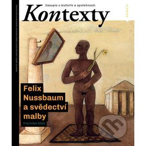 Kontexty 4/2020 - Centrum pro studium demokracie a kultury