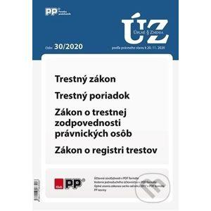 Úplné znenia 30/2020 - Eurokódex