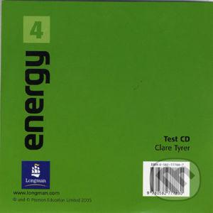 Energy 4 Test CD - Steve Elsworth