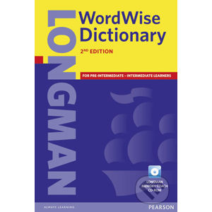 Longman Wordwise Dictionary 2nd Edition Paper & CD-ROM - neuveden