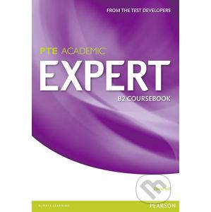Expert PTE Academic B2 Coursebook - David Hill