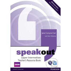 Speakout Upper Intermediate Teacher´s Book - Jane Comyns Carr , Nick Witherick