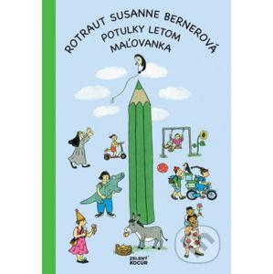 Potulky letom - maľovanka - Rotraut Susanne Berner