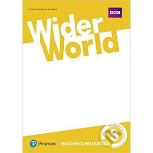 Wider World Starter Teacher´s Resource Book - Sarah Thorpe