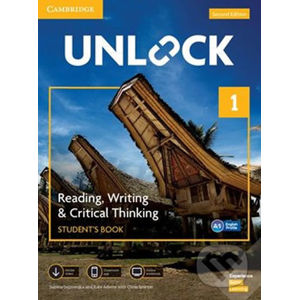 Unlock Level 1 Reading, Writing, & Critical Thinking - Student´s Book, Mob App and Online Workbook w/ Downloadable Video - Sabina Ostrowska