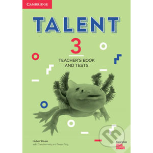 Talent Level 3 Teacher´s Book and Tests - Helen Weale