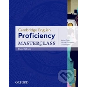 Proficiency Masterclass Student´s Book (3rd) - Kathy Gude