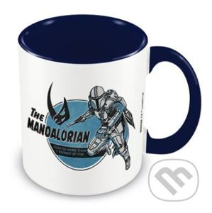 Keramický hrnček Star Wars - The Mandalorian: This Is More Than I Signed Up For