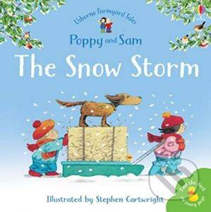 The Snow Storm - Heather Amery , Stephen Cartwright (ilustrátor)