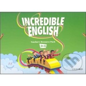Incredible English 3 & 4 - Sarah Phillips