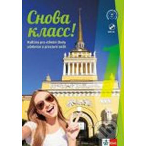 Klass! nové vydání 1 (A1) – učebnice s pracovním sešitem + CD MP3 - Klett