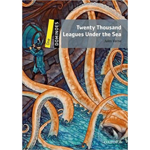 Twenty Thousands Leagues Under the Sea with Audio Mp3 Pack (2nd) - Jules Verne