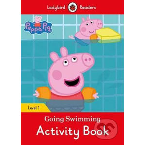 Peppa Pig Going Swimming - Activity Book - Penguin Books