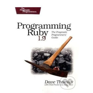 Programming Ruby 1.9 - Dave Thomas