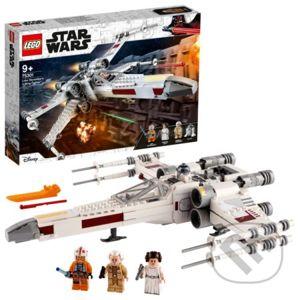 Stíhačka X-wing Luka Skywalkera - LEGO