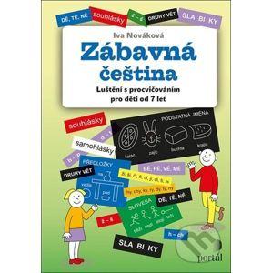 Zábavná čeština - Iva Nováková